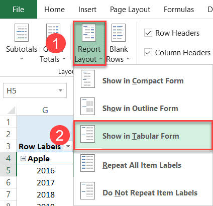 how to make a grid chart in excel